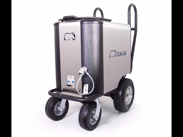 东莞干冰清洗方案 服务至上 酷捷干冰设备供应