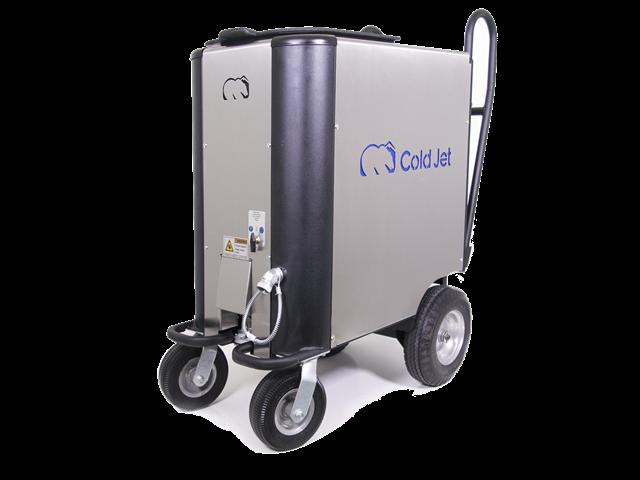 山东干冰清洗应用领域 贴心服务 酷捷干冰设备供应