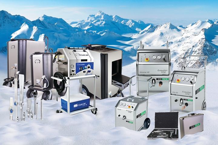 东莞干冰模具清洗 创造辉煌 酷捷干冰设备供应