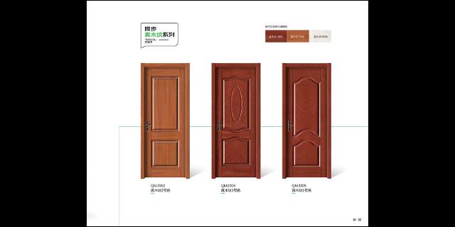 上海環保生態木門多少錢,生態木門