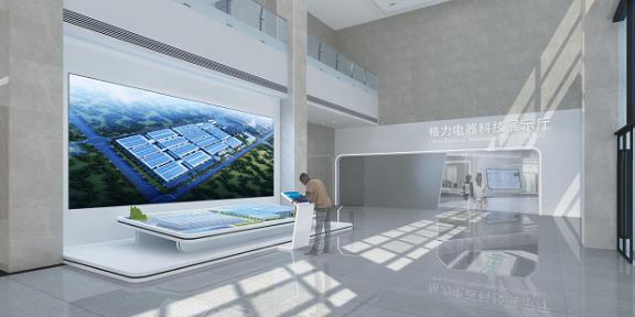 佛山展馆展厅设计便宜 客户至上 店掂智能科技供应