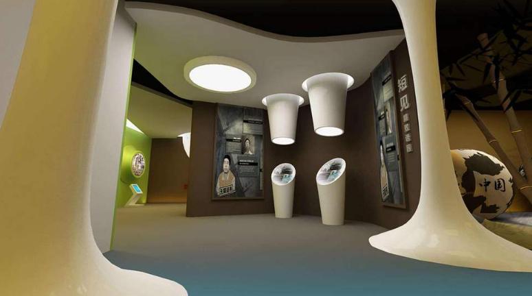 广东展厅展会设计