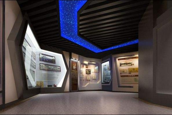 朝阳展厅设计 客户至上 店掂智能科技供应