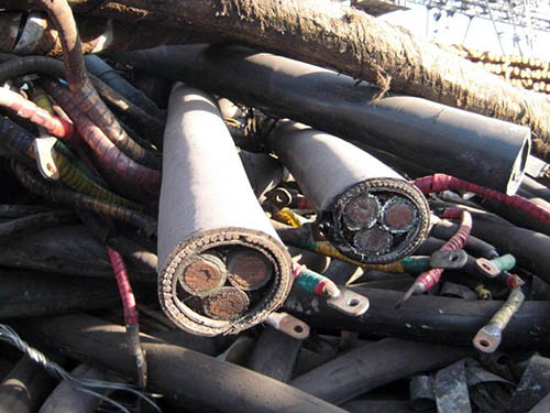 桂林叠彩区整厂电线回收免费上门估价,电线回收