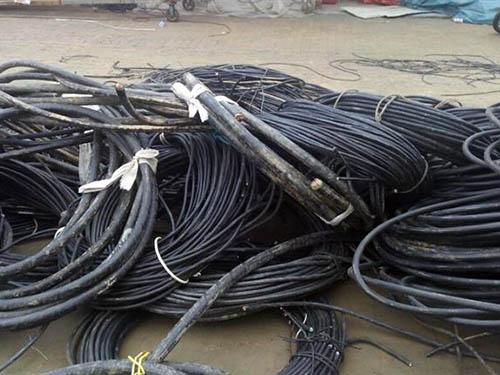 临桂废弃电缆电线回收价格高于同行 贴心服务「广西卓迪再生资源回收供应」