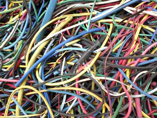 桂林秀峰区废弃电缆电线回收量大从优,电线回收