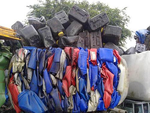 桂林象山区PET废塑料回收当场付款 有口皆碑「广西卓迪再生资源回收供应」