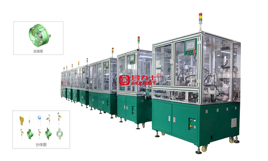 定制马达设备 电机设备 深圳市合力士机电设备供应