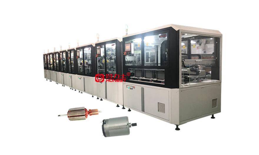 胶盖组装线 电机设备 深圳市合力士机电设备供应