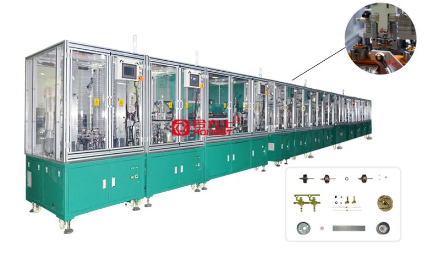全自动化微电机设备 推荐咨询 深圳市合力士机电设备供应