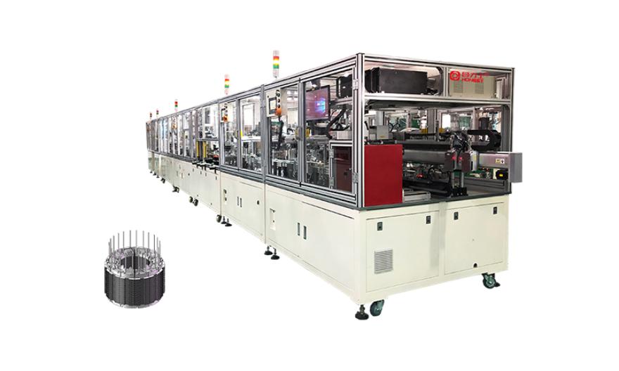 无刷小型电机自动化设备厂家