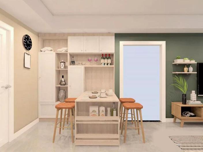 餐廳房屋整裝哪家正規 來電咨詢「黑鳥智能家居整裝供應」