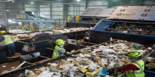 相城区垃圾处理多少钱一吨 欢迎来电「华同环境保护科技供应」