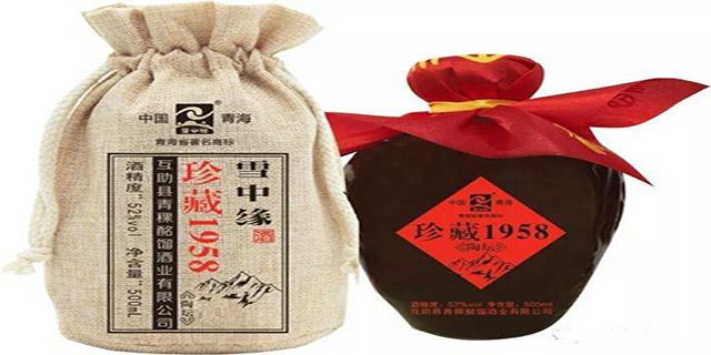 张掖纯正土豪金青稞酒价格 欢迎咨询 青海雪中缘青稞酩馏酒业供应