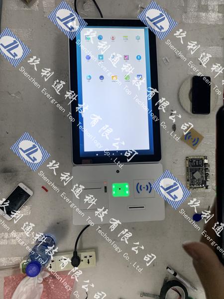 电子支持医院刷卡机厂家现货 深圳市玖利通供应