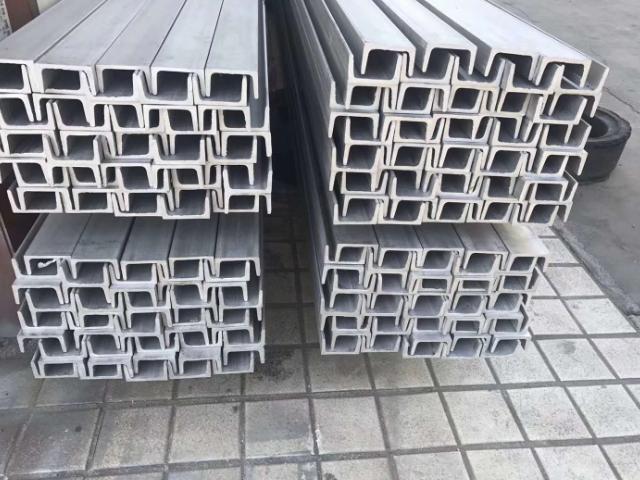 安徽309s不锈钢槽钢加工 江苏进百洪金属制品供应