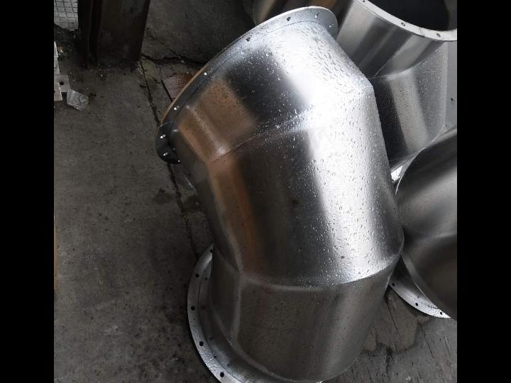 无锡310s不锈钢通风管道加工 江苏进百洪金属制品供应