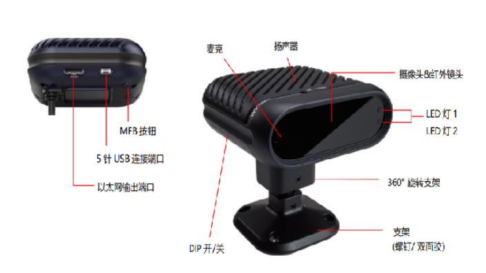 渣土車360全景影像設備定制 來電咨詢「廣州精拓電子科技供應」