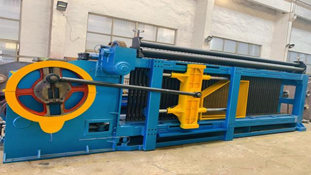 辽宁PVC重型六角网机器 和谐共赢「江阴市金利达轻工机械供应」