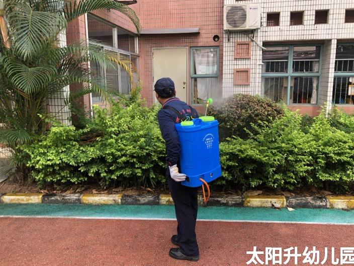 深圳华富四害消杀收费标准