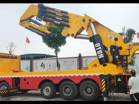 中山6噸小吊車租賃