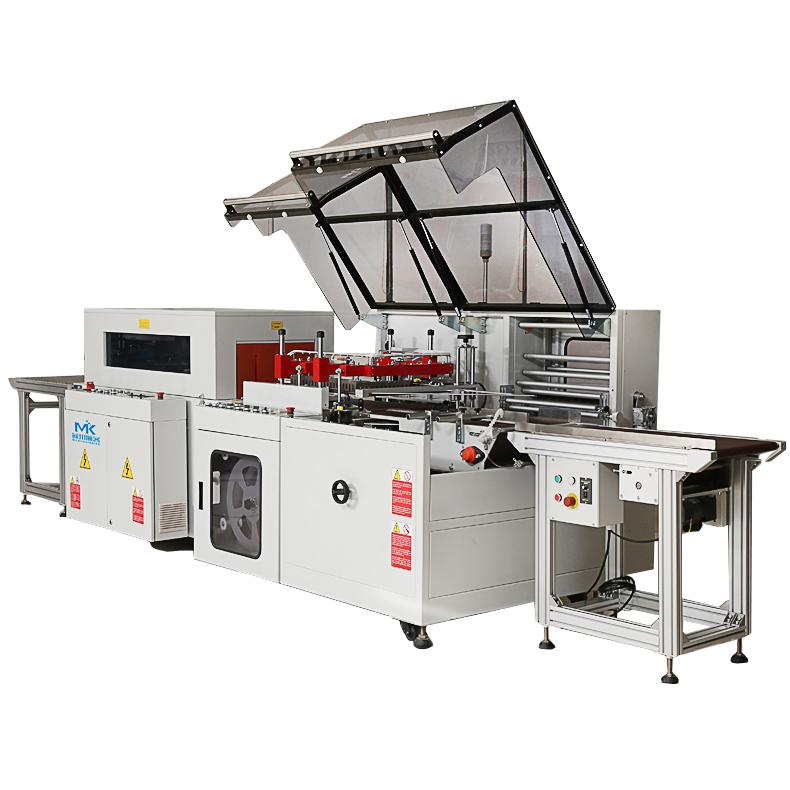 四川书籍热收缩包装机价格 值得信赖 苏州脉客包装供应
