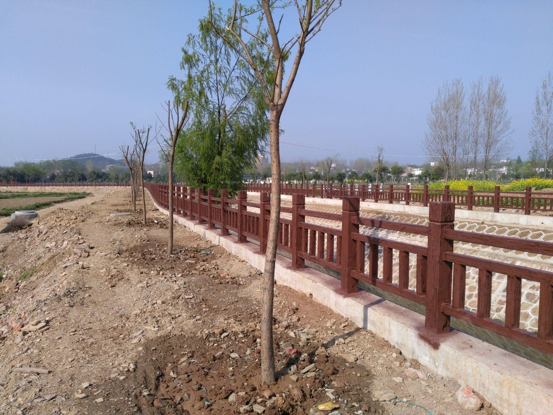 丽水复合式铸造石栏杆 诚信经营 宁波俊辉园林景观工程供应