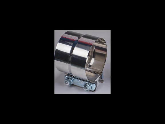 寧海不銹鋼強力變徑消聲器卡箍 歡迎咨詢「上海紫科貿易商行供應」