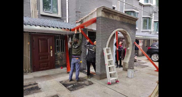 景德鎮鋁藝大門廠家安裝 鐵藝圍擋 南昌邱澤工程物資供應
