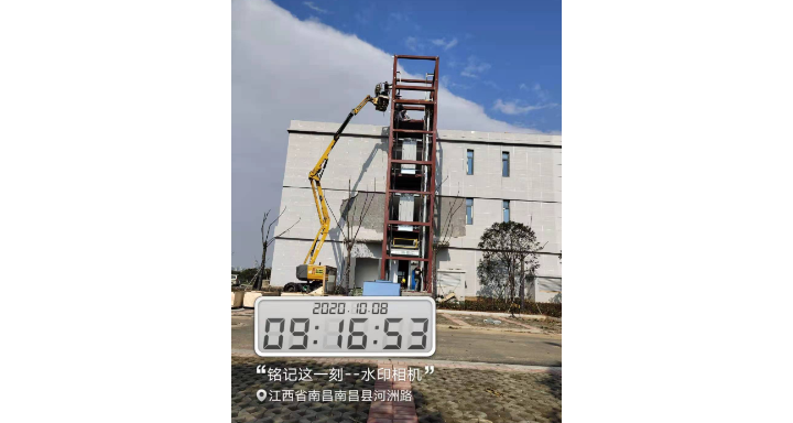 赣州铁梯扶手厂家定制 工地门头 南昌邱泽工程物资供应