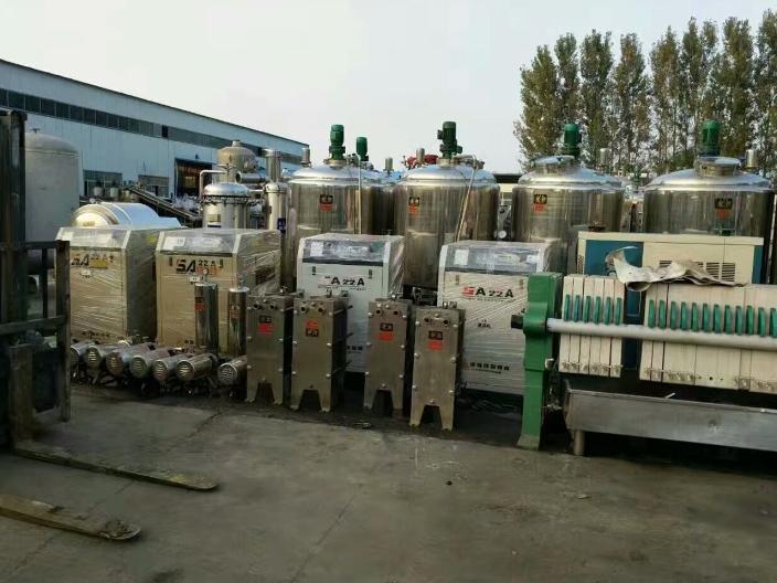 淮安工业不锈钢设备回收哪家专业