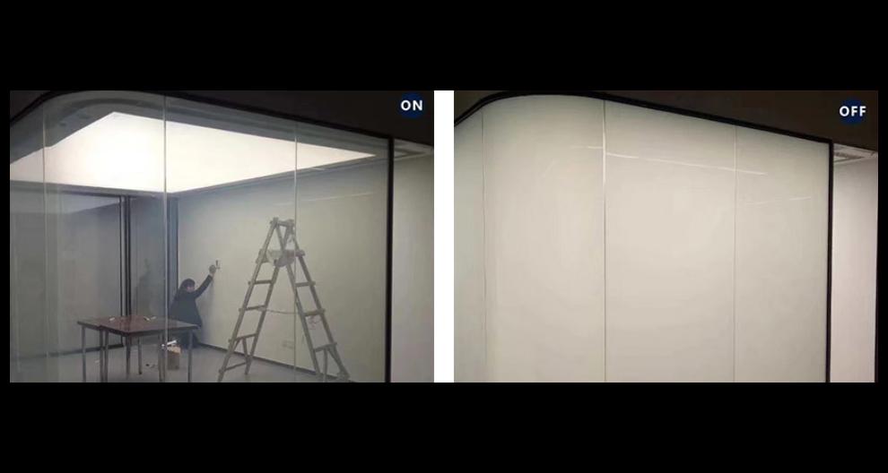 浙江智能调光变色玻璃可以定制吗