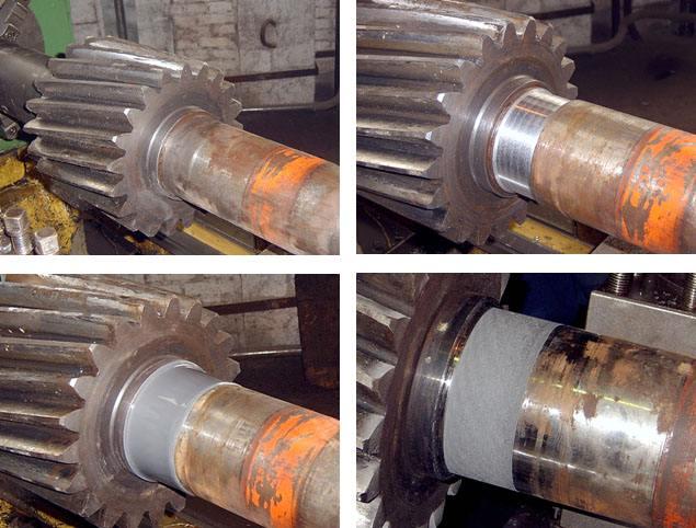 青海专业零件修复费用 西宁蓝天机械供应