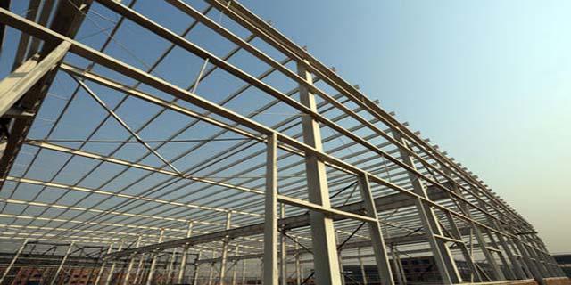 海南州高精度的钢结构安装劳务费 推荐咨询 青海盛康建筑供应