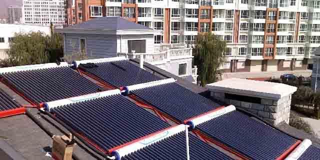 西宁城北区公用太阳能采暖采暖哪家安全 值得信赖「昱华供」