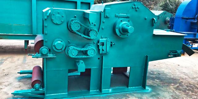 青岛刀片式木片机,木片机