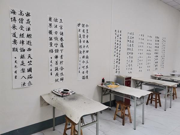 周村区高考书法培训学校,书法
