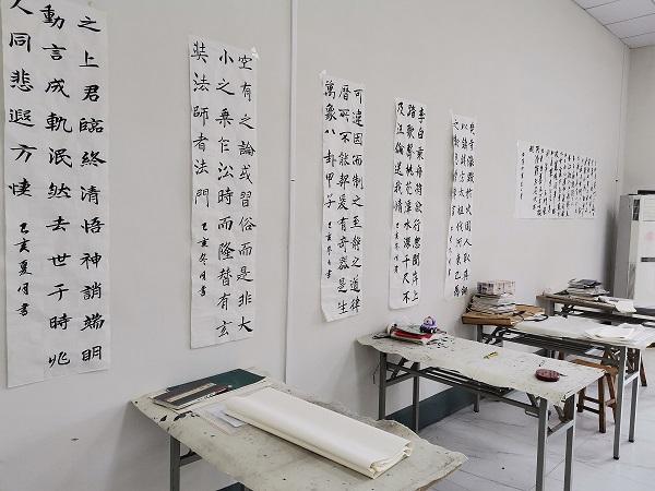 淄川区速成书法哪家比较靠谱,书法