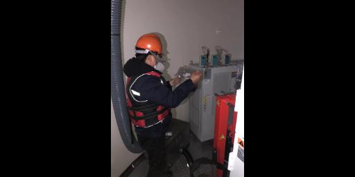 金山区排气筒废气检测电话,检测