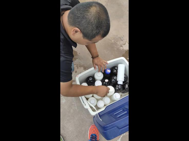 杨浦区鱼塘水质检测报价 来电咨询 上海绿环商品检测供应