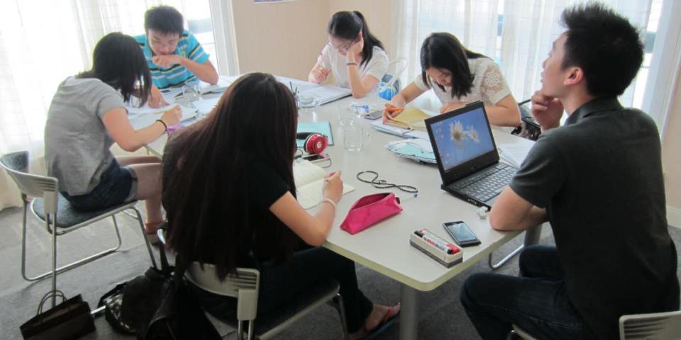 高品质托福培训学校推荐 欢迎来电  上海美盟文化传播供应