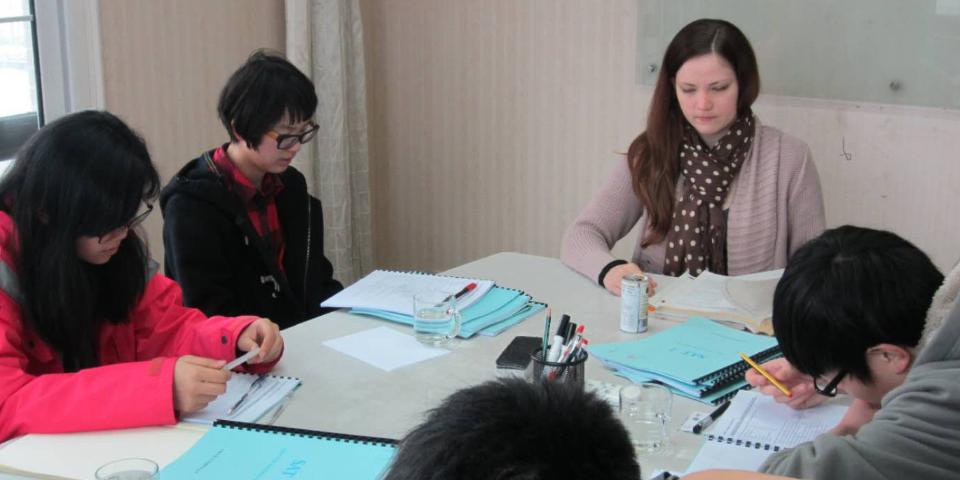 上海松江区提分有保障的托福培训哪里好 有口皆碑  上海美盟文化传播供应