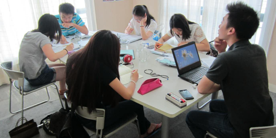 普陀区全日制托福培训补习班费用是多少 家长推荐  上海美盟文化传播供应