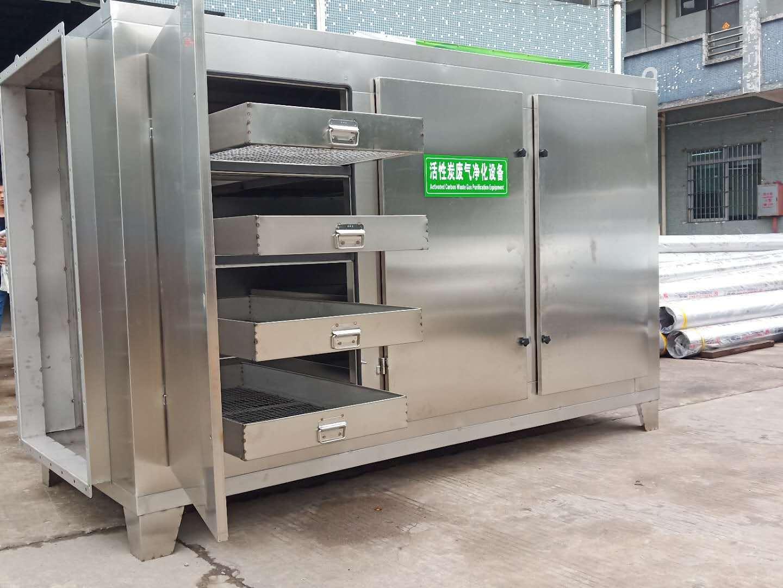 河北品质活性炭装置材料