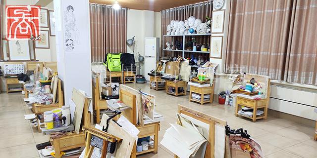 西七路高考画室排行榜「淄博上尚美术学校供应」