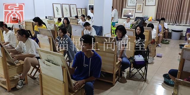 桓台速写美术生培训「淄博上尚美术学校供应」