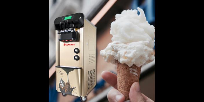 福建家用冰淇淋机冰淇淋机厂家供应