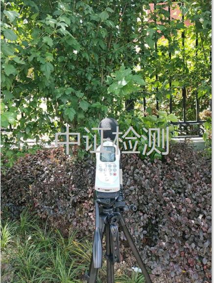 衢州環境檢測公司