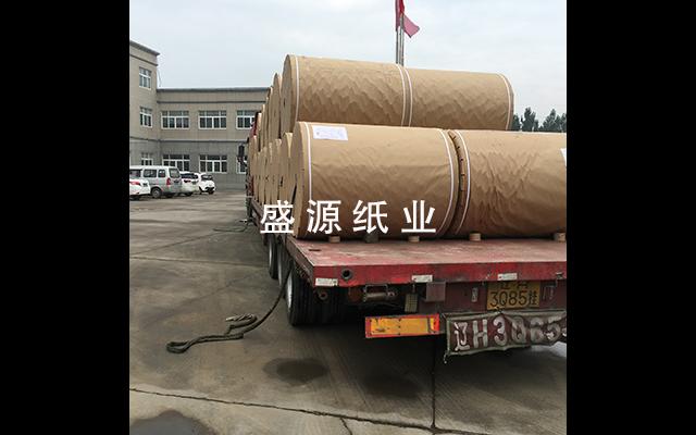 广西三聚氰胺浸渍纸多少钱一吨「盛源纸业供应」