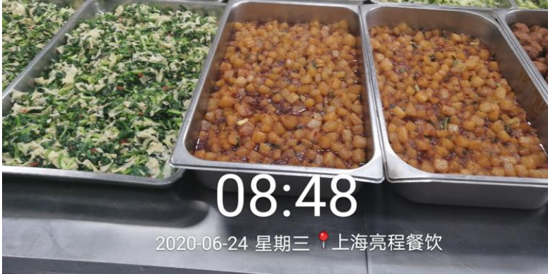 崇明区品质有保障的食堂托管 诚信经营「上海亮程餐饮管理供应」